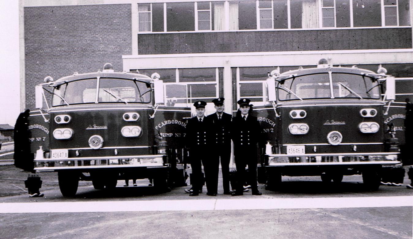 Hall #7 - 1960s?